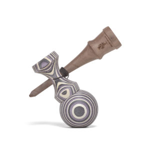 Heartwood Kendama Nature Series - Hypno Spectra side