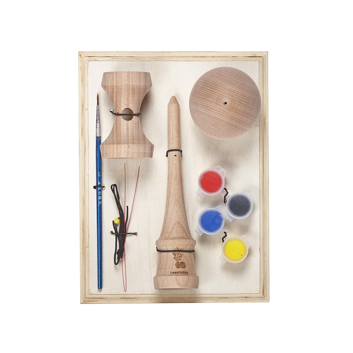 Heartwood Kendama DIY kit
