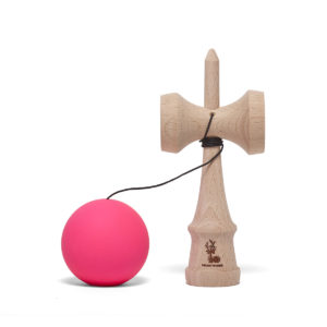 Heartwood Kendama Solid Intense unmounted