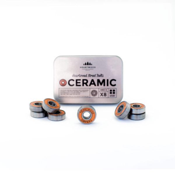 Heartwood bearings Street Bolts Ceramic