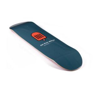 """Heartwood Skateboards - Fat Food Nation 8.0"""" skateboard deck only"""