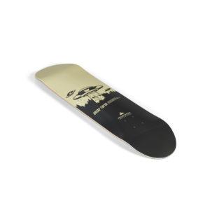 """Heartwood Skateboards Break Taker 8.0"""" side"""