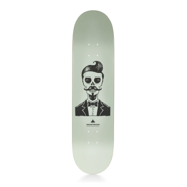 Heartwood Skateboards Hipster is Dead 8.0""