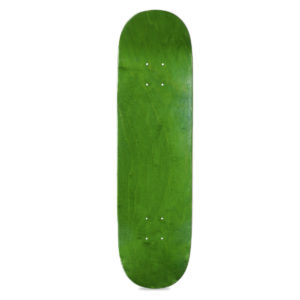 Heartwood Skateboards Artless series - green top