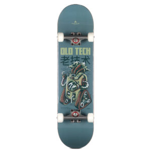 "Heartwood Skateboards - Old Tech 8.0"" skateboard complete"