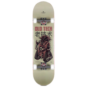 "Heartwood Skateboards - Old Tech 8.25"" skateboard complete"