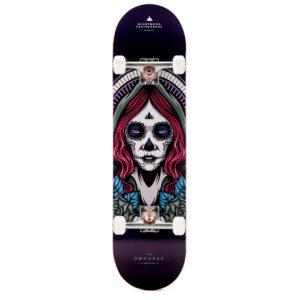 "Heartwood Skateboards Goddess - Cerridwen 8.25"" complete"
