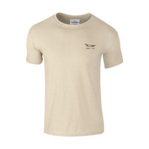 Heartwood - Skate Identity T-Shirt - Sand