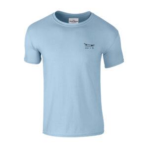 Heartwood - Skate Identity T-Shirt - Blue