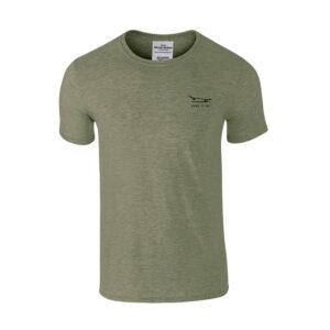 Heartwood - Skate Identity T-Shirt - Green