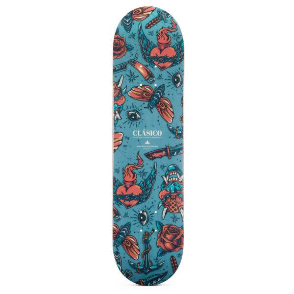 "Heartwood Skateboards - Clásico 8.125"" skateboard deck"