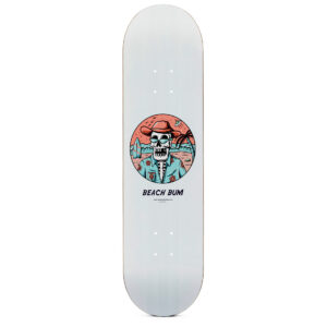 """Heartwood Skateboards - Beach Bum 8.125"""" deck"""