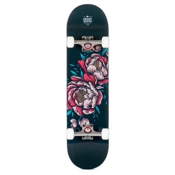 """Heartwood skateboards Exuberance 8.0"""" skateboard complete"""