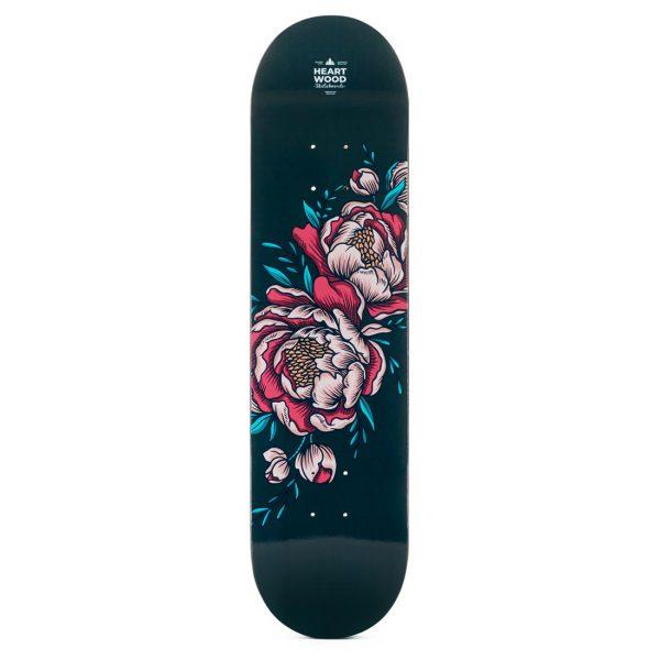 """Heartwood skateboards Exuberance 8.0"""" skateboard deck only"""