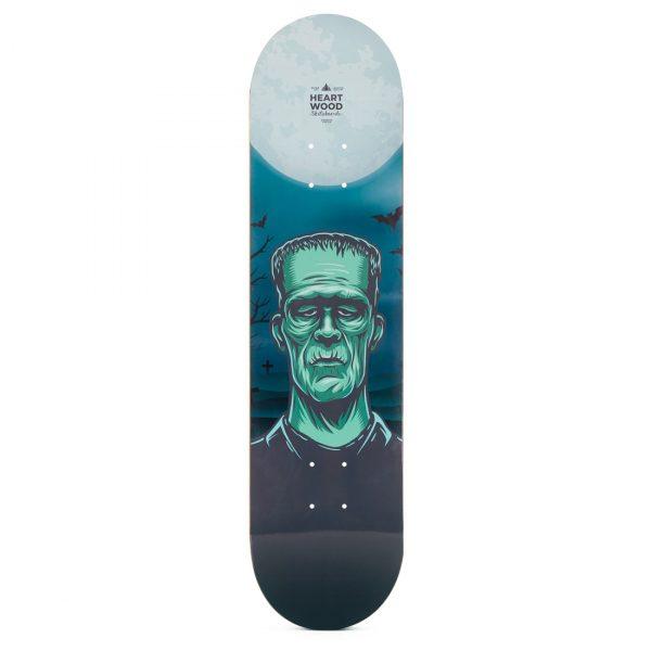 "Heartwood Skateboards - Franky 7.75"" deck"